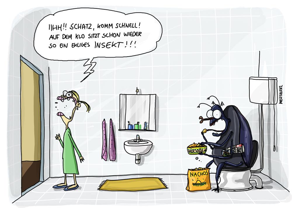 Badezimmer - Badezimmer comic ...