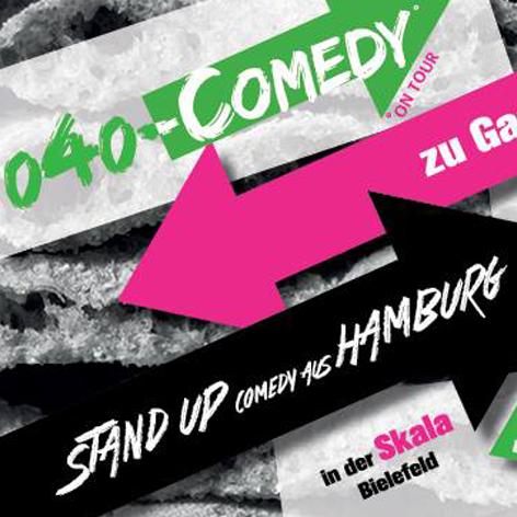 STAND-UP IN BIELEFELD @ Skala | Bielefeld | Nordrhein-Westfalen | Deutschland