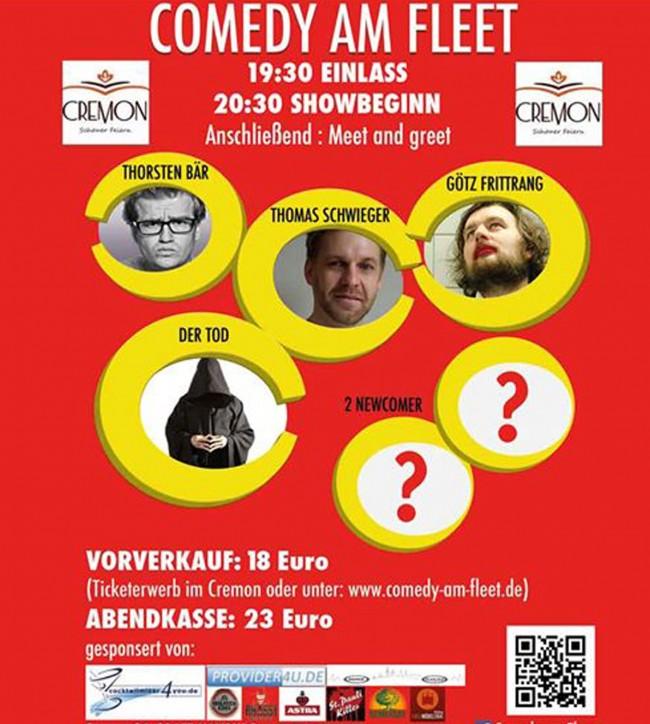 COMEDY AM FLEET @ Comedy am Fleet | Hamburg | Hamburg | Deutschland