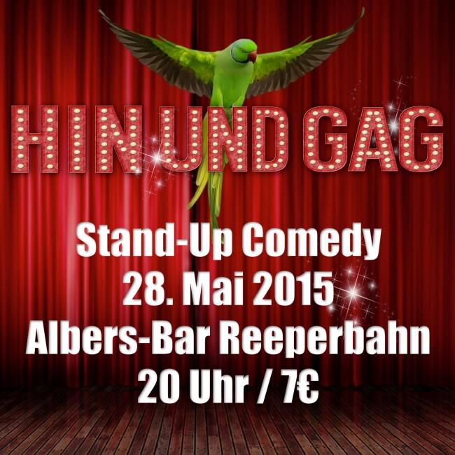 Hin und Gag @ Albers Bar | Hamburg | Hamburg | Deutschland
